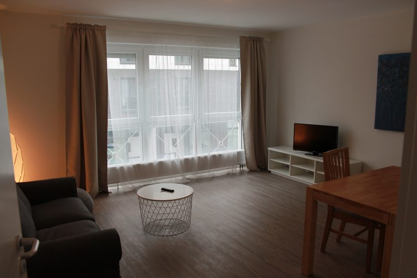 Your own furnished apartment in Frankfurt am Main