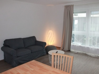 Apartment in Frankfurt am Main fully furnished