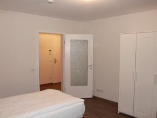 Frankfurt am Main - Service Apartment - Bedroom